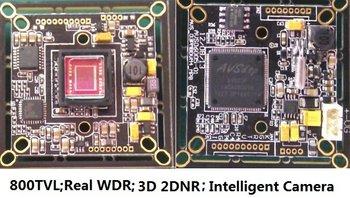 800TVL SUPER WDR  CCTV board camera