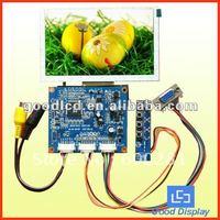 4.3 Inch Digital TFT color LCD module