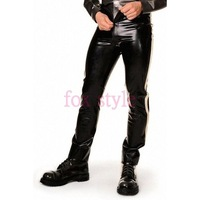 latex casual wear casual pants