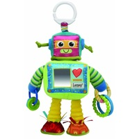Play & Grow Rusty the Robot Take Along Toy/Baby stuffed toy