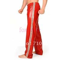 rubber latex Sports pants