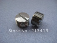 1 pair Titanium End cap/nut for Crank Brothers Egg Beater-Mountain MTB FR bike