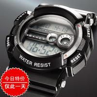 Ots AUDI fashion waterproof electronic watch sports table men's child led watch
