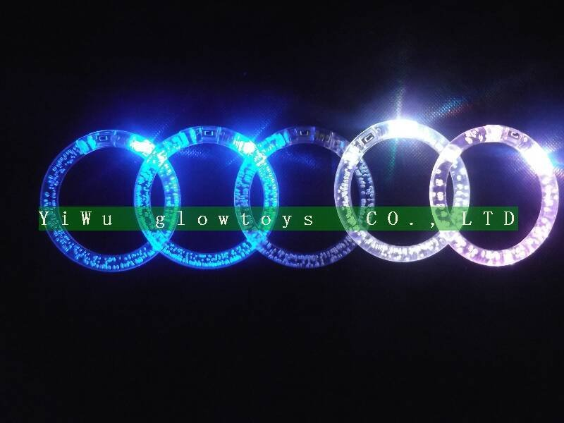 free shipping led colorful flash bracelet supplier(China (Mainland))