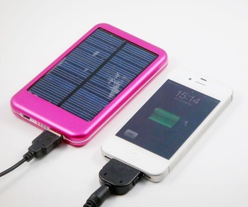 Excellent quality!5000MAH Solar Battery Panel Charger Mobile Power bank External Battery Charger for nokia iPhone IPOD series