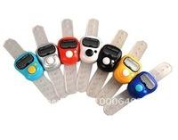 10Pcs/Lot New Finger Ring Tally Counter Digital Tasbeeh Tasbih LCD for religion Function