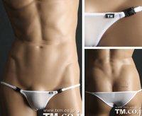 top quality underwear Free shipping/sexy men's soft briefs /TM men's low rise underwear men's tight briefs