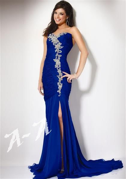 Blue prom dress size 8 dimensions – Dress best style form