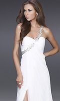 New white/ivory Sweetheart Applique wedding dress Gown Bridal Gown Custom Size