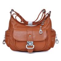 2012 women's bags vintage messenger bag fashion women's handbag cross-body women's handbag