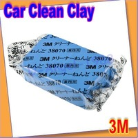 Register Free shipping !! Fashion Practical 160g Magic Car truck Clean Clay Bar Auto Detailing Cleaner NEW