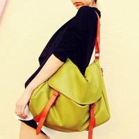 Big bags / large capacity casual shoulder bag / women's handbag