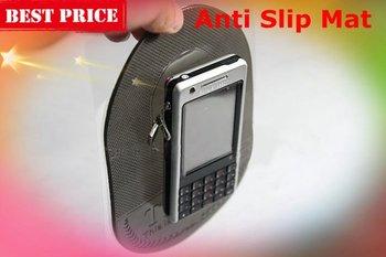Promotion, magic sticky pad anti slip for car dashboard,car dvr  GPS Tracker car silicon anti slip/non slip mat for PDA 4pcs/lot