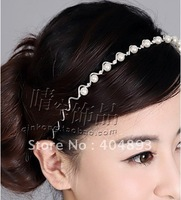 wedding/bridal crystal hairband