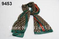 The man's high quality silk scarves