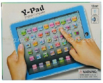 Free shipping -----Touch tablet pronunciation learning machine - English ABC Teaching