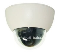 EC-D6062 Color Plastic Dome Camera cctv Security System home security camera system 600TVL latest security systems