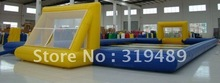 football inflatable promotion