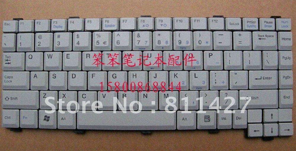 все цены на Компьютерная клавиатура NEC Versa E2000 M320 VY22 E668 E660 онлайн