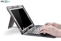 The Bluetooth Keyboard Case for i Pad2/3 with intelligent wake-up function   Bluetooth 2.0 wireless keyboard