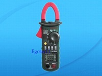 free shipping new 100% MS2008A Mini Digital Clamp Meter /AC/DC MINI Digital Clamp Meter  O017