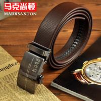 2013 male cowhide belt business casual strap male fm007