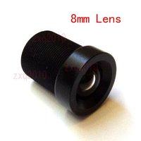10xCheap Sale New Cctv 8mm Lens Fix Board for IR Camera JD-8