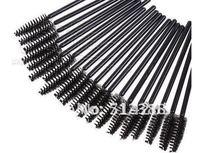 Wholesale 1000 Pcs Hot Free Shipping One-off Eyelash Brush Mascara Beautiful your eyelashes Cosmetic makeup brush Disposable
