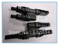 High quality ,factory price,free shipping MC4 PV branch connector for solar panel