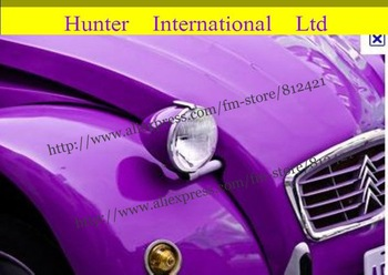 2012 new !! Matte purple 3d Carbon Fiber Car Wrap Vinyl Film1.52*30m with bubble free good quality  free shipping