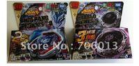 100% Tomy Beyblade BB122 Diablo Nemesis & BB105 Big Bang Pegasis Christmas Gifts for Kids 2pcs/lot 4 models for option