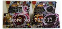 100% Tomy Beyblade BB122 Diablo Nemesis & BB118 Phantom Orion Christmas Gifts for Kids 2pcs/lot 4 models for option