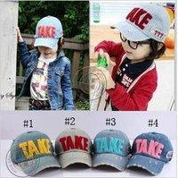 free shipping  the newest style hot sale boys/girls/kids/children's snapbacks baseball caps /spring&autumn caps B-8
