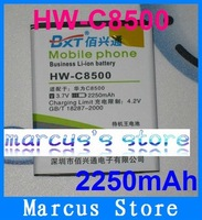 HK post Free shipping NEW HB4J1 Battery For Huawei IDEOS U8150 U8120 C8500 Vodafone 845 HB4J1H without retail packag