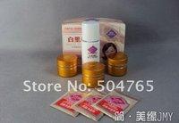 Free shipping Chun Yan (3+1) Bai Li Tou Hong Beauty Crystal Mask+Bailitouhong Cleanser