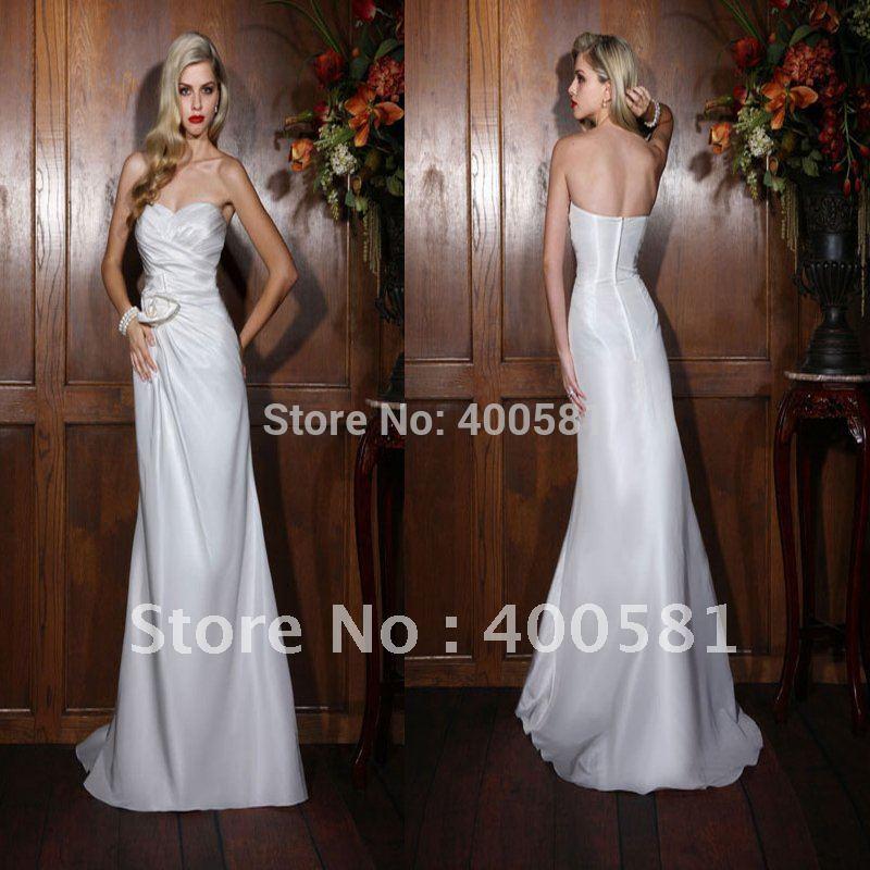 Wedding dress and style pleated wedding dress patterns
