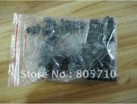 Electrolytic Capacitor Kit, 10pcs*19kinds reguar used, 190pcs/kit 16V 25V 50V