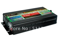12v to 220v or 220v to 12v 1000w automatic function ups power inverter for car or home use