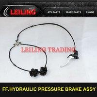 90cm 50cm Hydraulic Pressure Brake Assy,ATV Brake Assy,Quad ATV Spare Parts for ATV