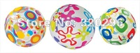 "24"" Design Print Beach Balls/ INTEX-59040"