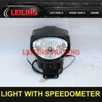 Light With Speedometer,ATV light,Quad ATV Spare Parts for ATV