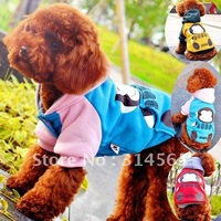 Wholesale 3 Colors Pet Product Clothing BOBO Coat / Hooded T-Shirt Dog's  Outerwear size XS-XXL