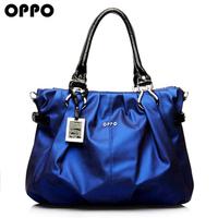 Oppo women's handbag 2012 autumn and winter fashion brief laptop messenger bag