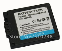 Camcorder Battery for Panasonic CGR-S001/DMW-BCA7