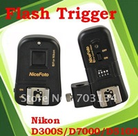 N-16NE 2.4GHz Wireless Remote Flash Trigger for Nikon D300s D7000 D5100 Freeshipping&Dropshipping