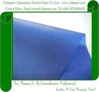 17 GSM deep sea blue MG acidfree tissue paper,Stuff Paper