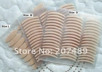Professional Double Eyelid sticker 48PC/SHEET(bag) Nude Medical stripe make up eyeliner Tape invisible hotsell