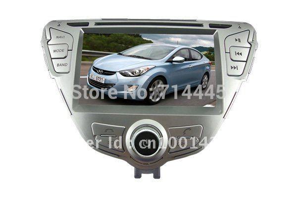 Intelligent for HYUNDAI ELANTRA 2011-2012 Car dvd player with GPS(China (Mainland))