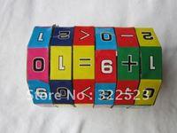 Best selling!! Popular Gift Popular Mathematics Cube Intelligence Cube Creative Gift Free shipping ,5 pcs/lot