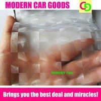 Wholesale 152cm x 30m transparent cat eyes vinyl film car vinyl car wrap practicable car stickers with air channels